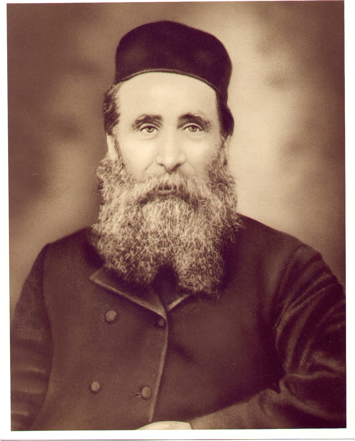 Rabbi Judah Idel Drob